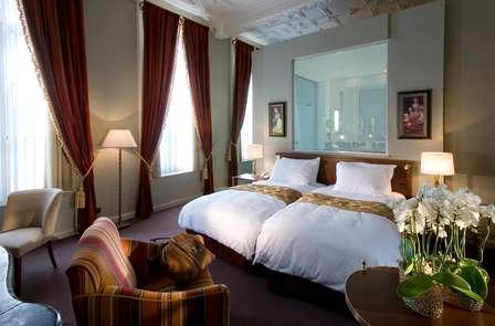 Week-end détente de luxe en Suite à Bruges (à partir de 2 nuits)