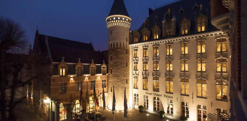 Hotel Dukes' Palace -