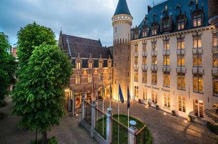 Especial verano: Romanticismo en un hotel de lujo en Brujas