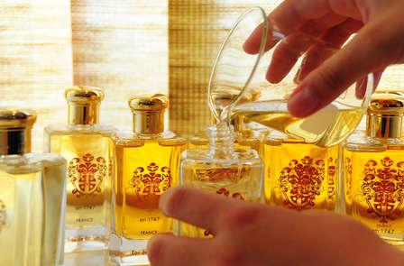 Week-end parfumé sur la Riviera près de Antibes