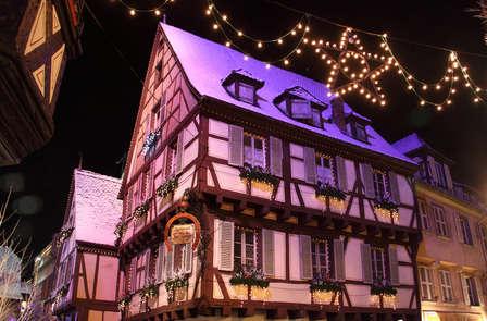 Week-end détente au coeur de la capitale de l'Alsace