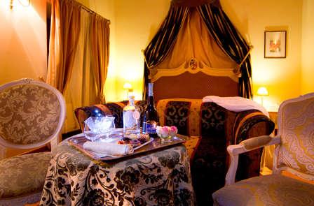 Relax e romanticismo in un Castello da sogno! 3 notti con massaggio e SPA