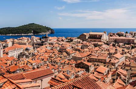 Bajo el sol de Dubrovnik en media pensión (desde 2 noches)