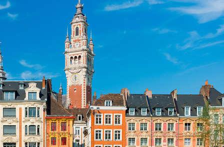 Offre spéciale : Séjour de 2 nuits à Lille