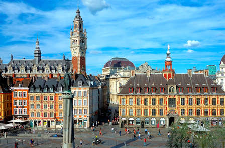 Offre spéciale : séjour de 2 nuits au cœur de Lille