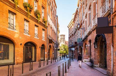 Week-end détente avec accès spa à Toulouse (à partir de 2 nuits)