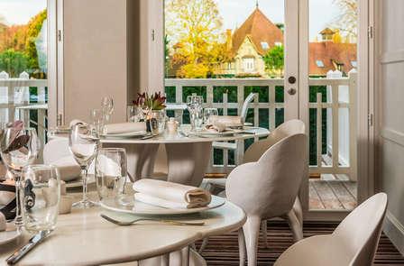 Détente et raffinement avec dîner aux portes de Paris