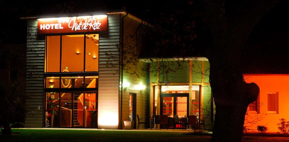 Hotel Nuit De Retz Port Saint Pere