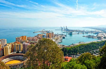 Especial Románticos: Enamórate con cena en el centro de Málaga