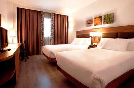 Spécial été : luxe et dîner à l'Hilton Garden Inn Malaga (à partir de 2 nuits)