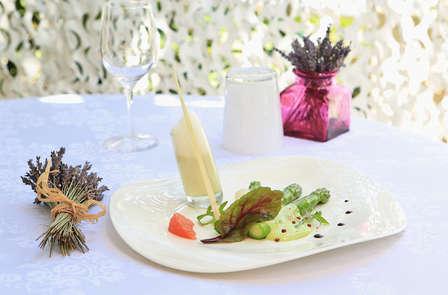 Week-end avec dîner dans une Villa de charme au coeur de la Provence