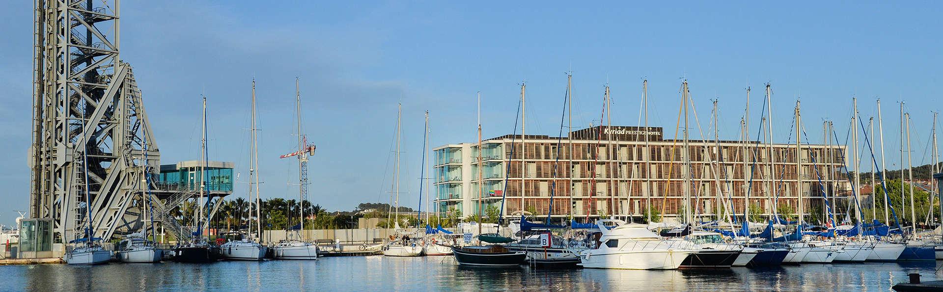 H tel kyriad prestige toulon h tel de charme la seyne sur mer for Hotels toulon