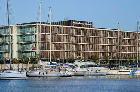 Relax et détente face à la baie de Toulon