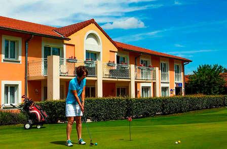 Week-end d'initiation au golf au cœur de la Drôme proche de Valence