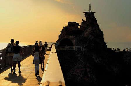 Offre Spéciale Nouvel An: Week-end avec champagne en bord de mer, à Biarritz
