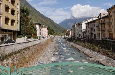 Notte in Valtellina a due passi da Sondrio