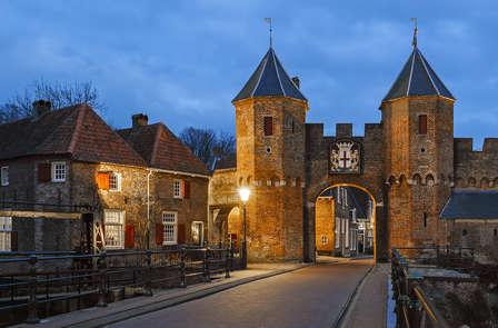 Totale romantiek en ontspanning met bubbelbad in Amersfoort