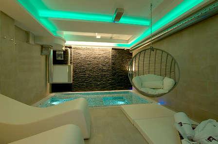 Rilassati in Junior Suite e goditi un momento di relax con un percorso SPA a Fiuggi