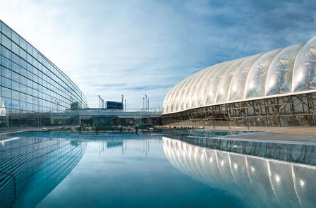 Bien-être et découverte à côté de Genève (accès au Vitam espace aquatique bien-être & spa inclus)