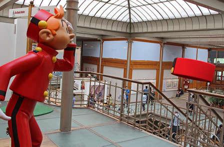 Weekend vintage a Bruxelles con visita al Museo del fumetto