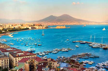 Quiétude aux portes de Naples