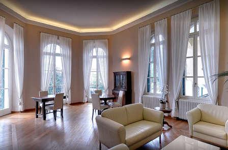 Relax a Sanremo in una villa settecentesca