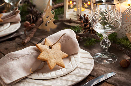 Célébrez l'année 2017 au coeur Bagnoles de l'Orne avec dîner et déjeuner du Nouvel An