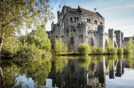Visita el Castillo de los Condes de Flandes