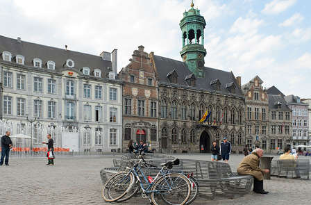 Découverte de Mons et dégustation de bières belges