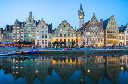 Profumi e sapori del Belgio a Gand (da 2 notti)