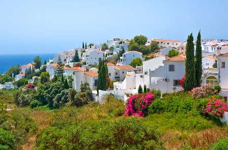 Escapada relax a Nerja con vistas al mediterráneo