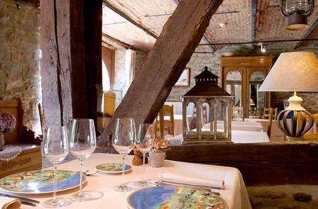 Gastronomisch weekend met 2x4-gangendiner vlakbij La Roche-en-Ardenne (vanaf 2 nachten)