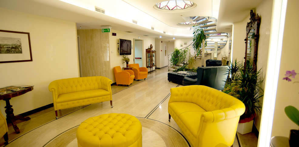Hotel windrose h tel de charme rome - Hotel de charme rome ...