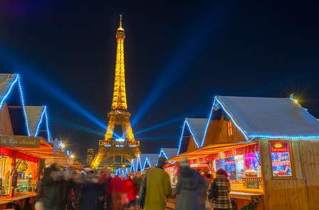 Découvrez la beauté de Paris à Noël