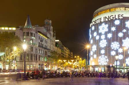 Des fêtes hautes en couleurs à Barcelone
