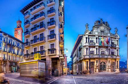 Spa y degustación de pinchos en Pamplona (desde 3 noches)