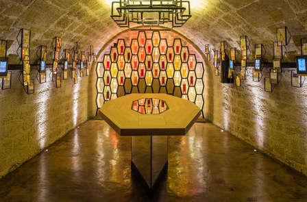 Week-end à Paris avec dégustation de vins aux Caves du Louvre