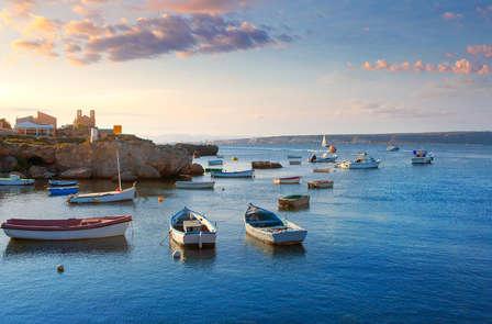 Cena romántica y masaje en Alicante (desde 2 noches)