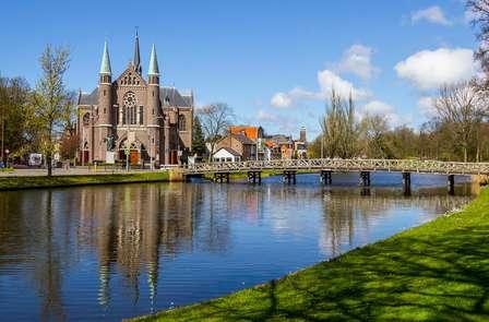 Escapada para disfrutar de la ciudad de Alkmaar