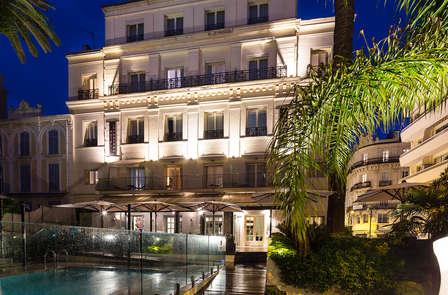 Offre spéciale: Escapade au cœur de Cannes (à partir de 2 nuits)