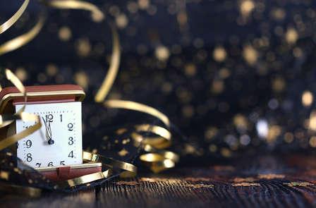 Especial Fin de Año con cena de gala, gran fiesta y barra libre