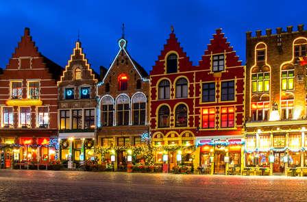 Un hiver doux en hôtel 5* au cœur de Bruges
