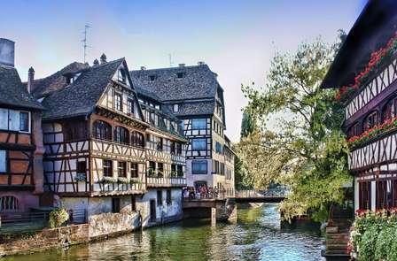 Week-end dans une résidence à Strasbourg