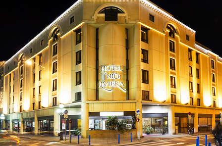 Offre spéciale: Week-end détente en chambre supérieure à Nice (à partir de 2 nuits)