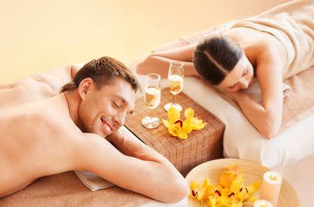 Escapada relax con masaje relajante en pareja en Cantabria