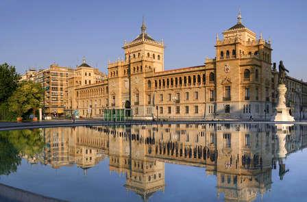 Especial Weekendesk: Escápate a Valladolid con Relax