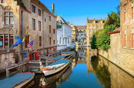 Culinair weekend in het historische centrum van Brugge