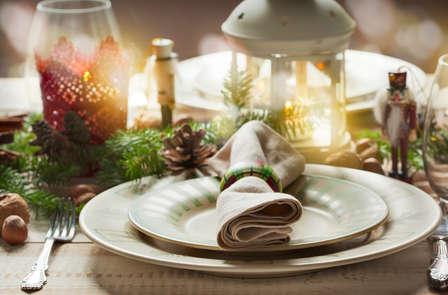 Célébrez l'année 2017 avec un dîner royal 5 plats à Fontainebleau