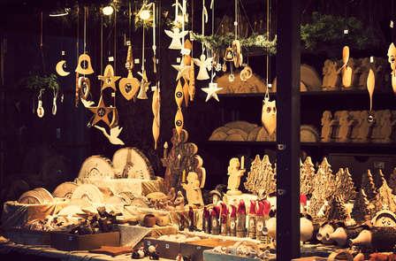 Offre spéciale marché de Noel : Détente à Mulhouse avec modelage aux senteurs de Noel