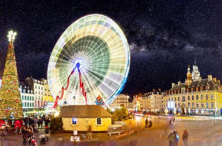 Marché de Noël et Musée LAM à Lille (à partir de 2 nuits)
